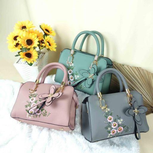 TAS897 Floral Bag